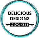 Delicious Designs Cookies logo
