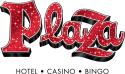 Plaza Hotel & Casino logo