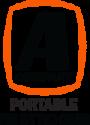 A Company Portables logo