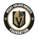 Vegas Golden Knights Foundation logo