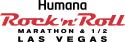 Humana Rock 'n' Roll Marathon & 1/2 Las Vegas logo