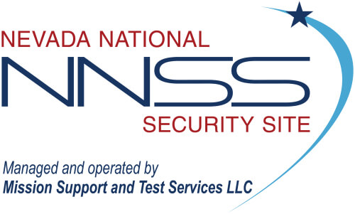 NNSS (Nevada National Security Site logo