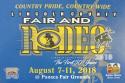 Lincoln County Fair & Rodeo logo