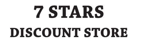 7 Stars Discount  logo