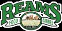 Reams Food Stores logo