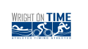 Wright On Time logo