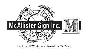 Mcallister SIgn logo