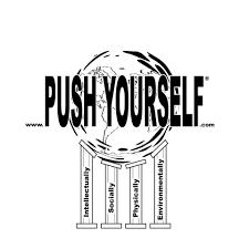 Push Yourself logo