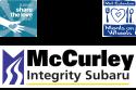 McCurley Integrity Subaru logo