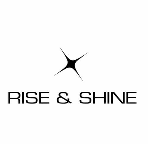 Rise and Shine Cleaning logo