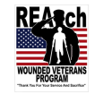 Reach Wounded Veterans logo