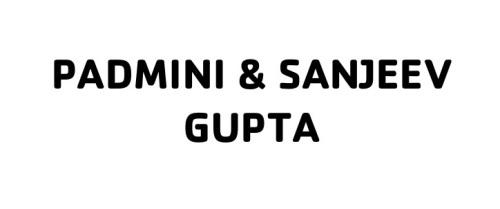 Padmini & Sanjeev Gupta logo