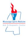 Mississippi Sports Medicine logo