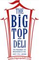 Big Top Deli logo