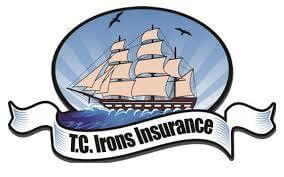 T.C. Irons Insurance logo