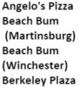 Angelo's Beach Bum Beach Bum Berkeley Plaza logo