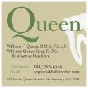 Queen Dental Care Center logo
