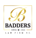Badders Law Firm logo