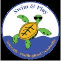 Swim & Play logo