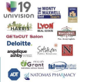 Thank you to all our sponsors! logo