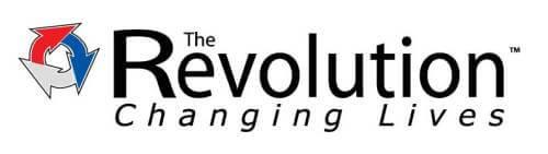 FMO Revolution logo