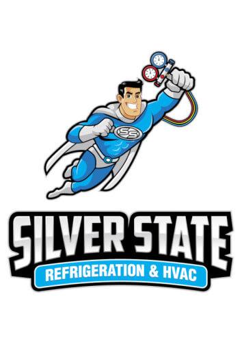 Silver State Refrigeration & HVAC logo