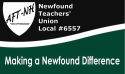 Newfound Teachers' Union Local #6557 logo
