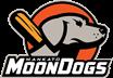 Mankato Moon Dogs logo