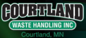 Courtland Waste Handling Inc. logo