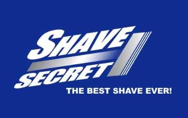 Shave Secret logo