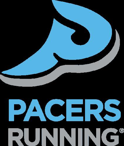 Pacers Running logo