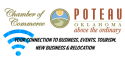 Poteau Chamber of Commerce logo