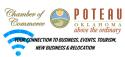 Poteau Chamber of Commerce logo