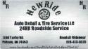 New Ride Tire Services LLC logo