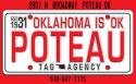 Poteau Tag Agency logo