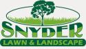Snyder Lawn & Landscape logo