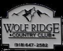 Wolf Ridge Country Clubb logo