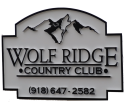 Wolf Ridge Country Clubb logo