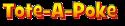 Tote-A-Poke logo
