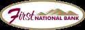 First National Bank logo