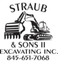 Straub & Sons II Excavating logo