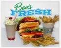 Ben's Fresh logo