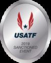 USA Track & Field logo