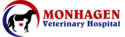 Monhagen Veterinary Hospital logo