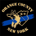 Orange County NY K9 Association logo