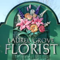 Laurel Grove Florist logo
