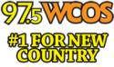 WCOS Radio Station  logo