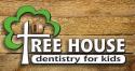 Tree  House Dentistry For Kids logo