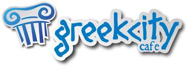 Greek City Cafe logo