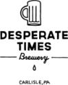 Desperate Times Brewery logo